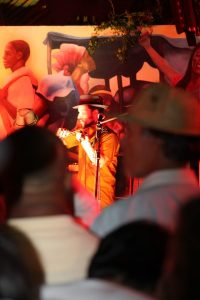 Estrelha Brilante at Big Night in Little Haiti